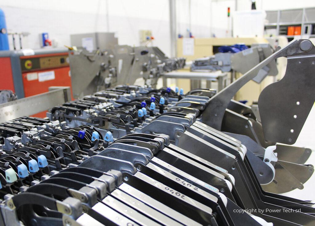 produzione elettronica